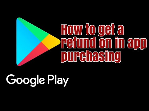 How to get a refund on In-App purchasing on Google play store 2020