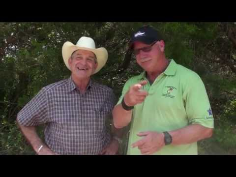 Walt Garrison & Randy White endorsement of Photo by Skeebo