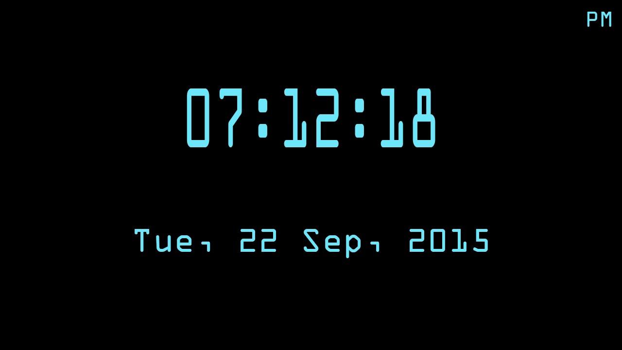 C/C++ Graphics Tutorial 25 | How to Make Digital Clock