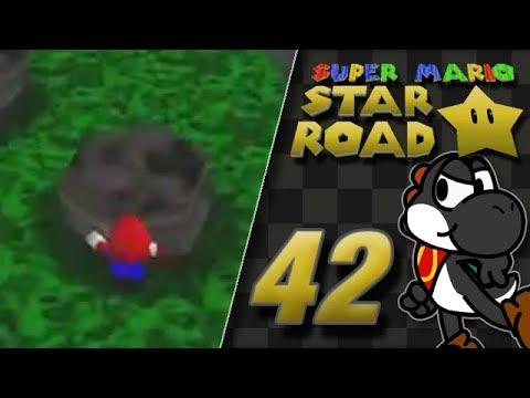 Let's Play Super Mario Star Road - Part 42: The Evilest Red Coin Placement In The History Of Forever