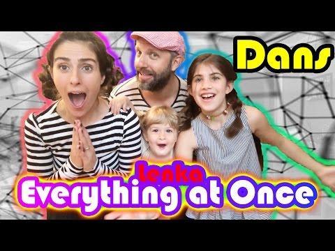 Dans | Lenka - Everything At Once | Bizim Aile Eğlenceli Çocuk Videoları