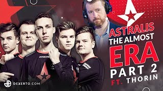 Did Astralis Choke? The Almost Era ft. Thorin (Part 2/2)