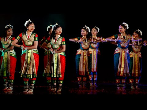 SDN's Vande Mataram - Pushpanjali - Sridevi Nrithyalaya - Bharathanatyam Dance