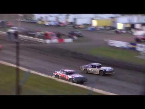 Stock Car Amain @ Hamilton County Speedway 07/15/17