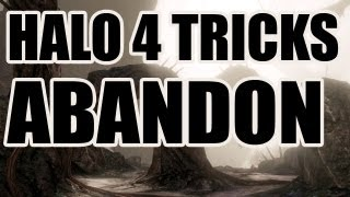Halo 4 Tricks: Abandon Jumps & Strategy