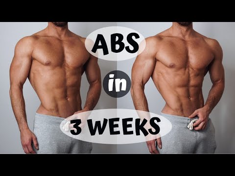 THE BEST ABS WORKOUT | Get ABS in 3 WEEKS | Rowan Row