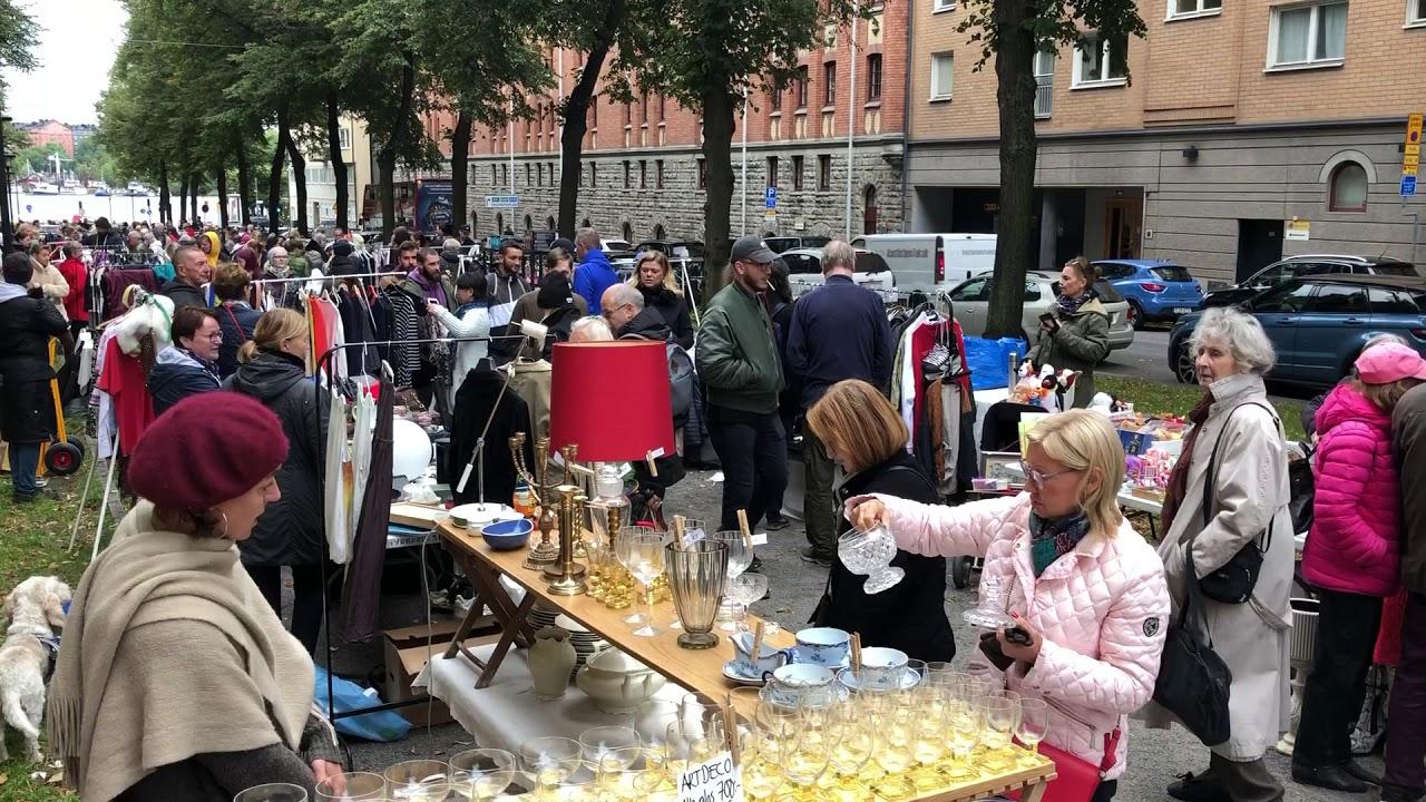 Gratis Loppis Stockholm