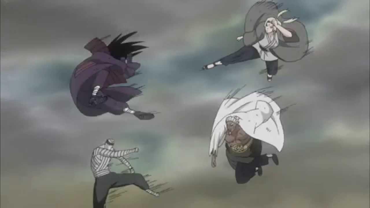 Tsunade venceu o Madara sozinha, a realidade que todo mundo nega, até mesmo Kishimoto. Maxresdefault