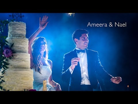 Dubai Desert Palm wedding highlights | Nael & Ameera