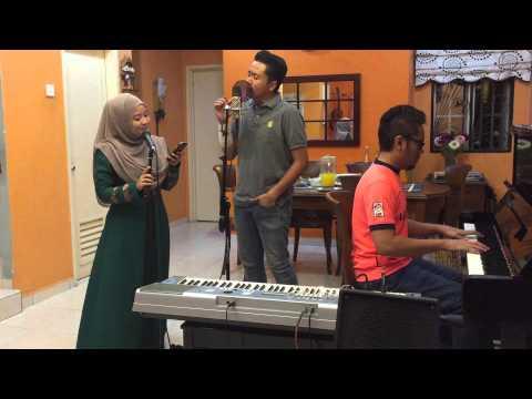 Chakra Khan ft. Siti Nurhaliza - Seluruh Cinta (Cover)
