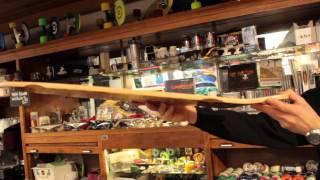 Concretewave Video-Blog #14 / Alva skateboards, Attack trucks, Motion wheels...