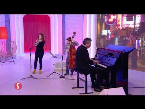 [MUSIQUE] Lucienne Renaudin Vary : une virtuose de 17 ans #CCVB