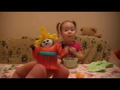 Киндер сюрпризы из разных коллекций. Kinder surprise toys