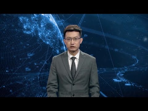 China's Xinhua news agency debuts world's first AI anchors