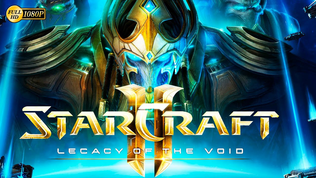 Legacy Of The Void Wallpapers: Starcraft 2 Legacy Of The Void Pelicula Completa Español