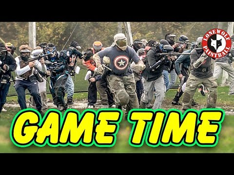 FREE for ALL Open Play @ Mt Clemens Outdoor Field | Lone Wolf Paintball Michigan