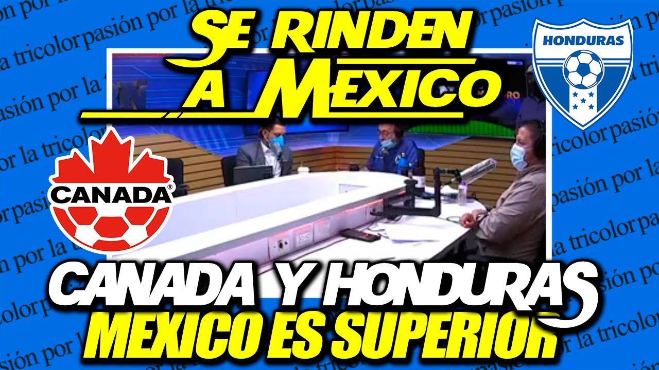 Download 🇨🇦 HONDURAS Y CANADA ELOGIAN A MEXICO !! MEXICO A LA FINAL SEÑORAS Y SEÑORES