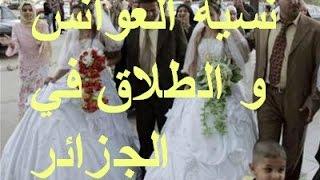 نسية العوانس و الطلاق في الجزائر