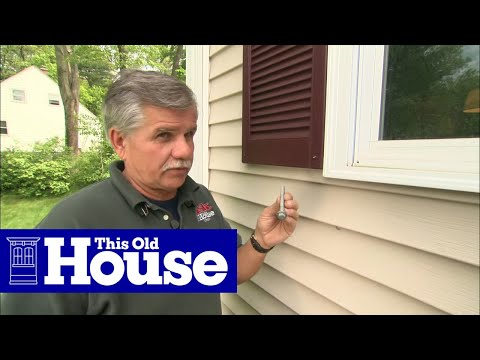 How to Install and Plant Window Boxes - This Old House