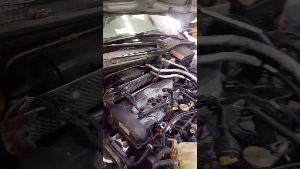 Ford 2 0l Engine Diagram 2004 Ford Focus 2 3 Liter How To Replace Coolant