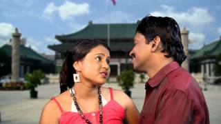 SANTHOSH PANDIT'S SUPER GRAPHICS SONG(HOT FULL HD)