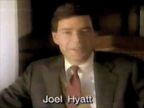 Hyatt Legal Services commercial - 1991