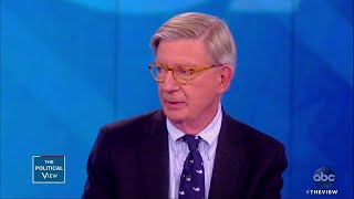 George Will on Stress Dreams, Republicans, and Impeachment | The View