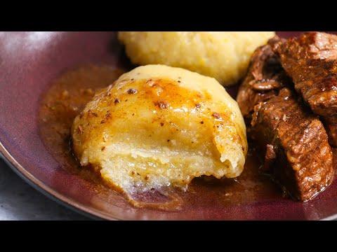 African Fufu Recipe (How to Make Fufu)