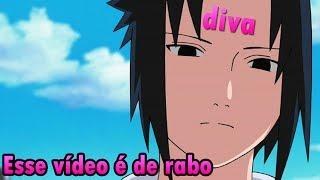 SASUKE DIVANDO NO RABO