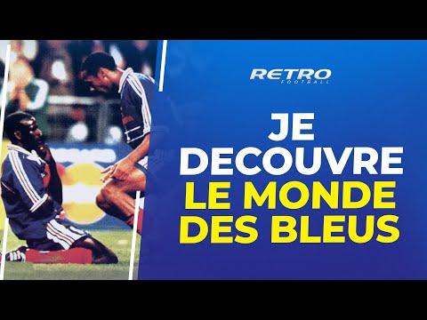 Retro Football : Je découvre Le Monde Des Bleus (France 98, les boss)