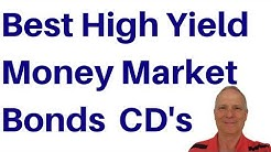 Fixed Income High Yield Money Market, CD and Short Term Bonds