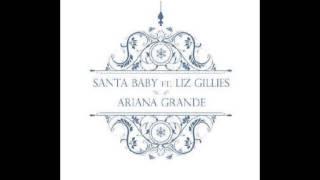 Ariana Grande - Santa Baby ft. Liz Gillies