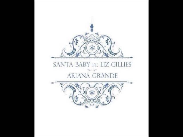 Ariana Grande – Santa Baby Lyrics | Genius Lyrics