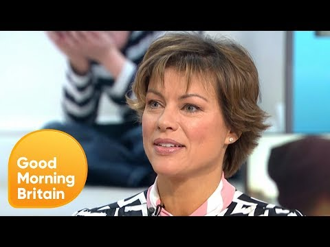 Kate Silverton Doesn't Believe in the Strictly Curse | Good Morning Britain