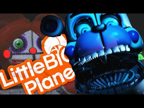 Little Big Planet 3 - FIVE NIGHTS AT FREDDY'S SISTER LOCATION ( LittleBigPlanet 3 FNAF )