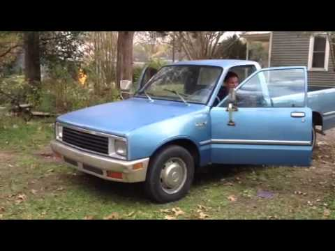 1982 Chevy Luv Diesel Youtube