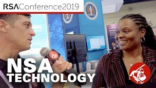 RSA 2019 ▶︎ NSA Technology Transfer Program