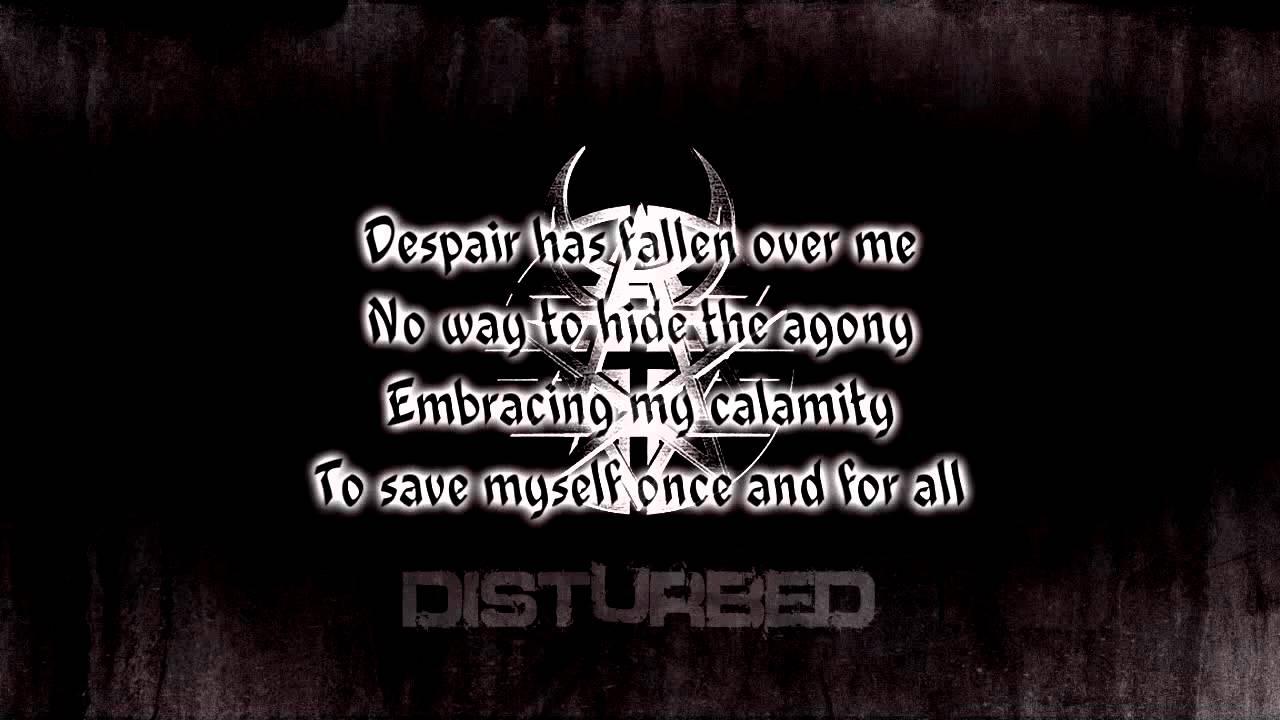 musica criminal disturbed