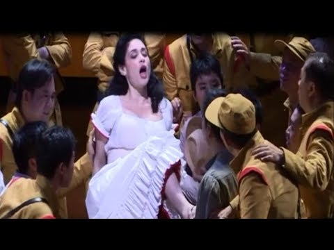 Habanera -  Rinat Shaham - Carmen 2012