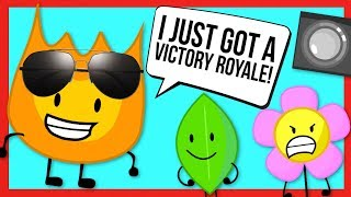 Every BFDI Character In A NUTSHELL! (BFB)