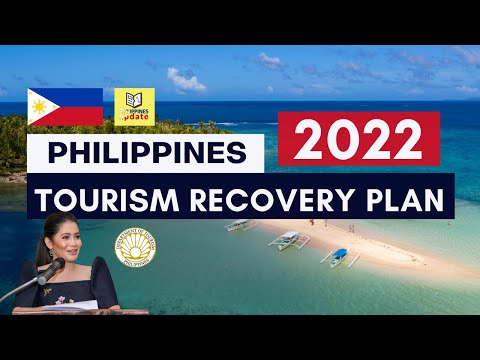 Philippines Tourism Recovery Plan for 2022