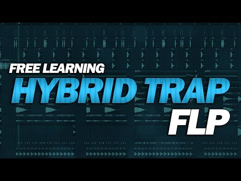Free Hybrid Trap FLP: by STFN [Only for Learn Purpose]
