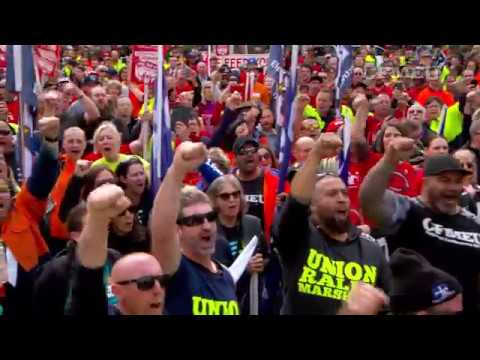Union Power - 100,000 Strong To #ChangeTheRules
