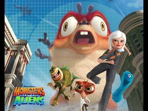Монстры против пришельцев смотреть мультфильм бесплатно