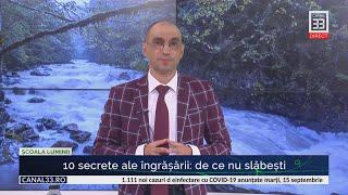 pierderea în greutate canalul 9 știri)