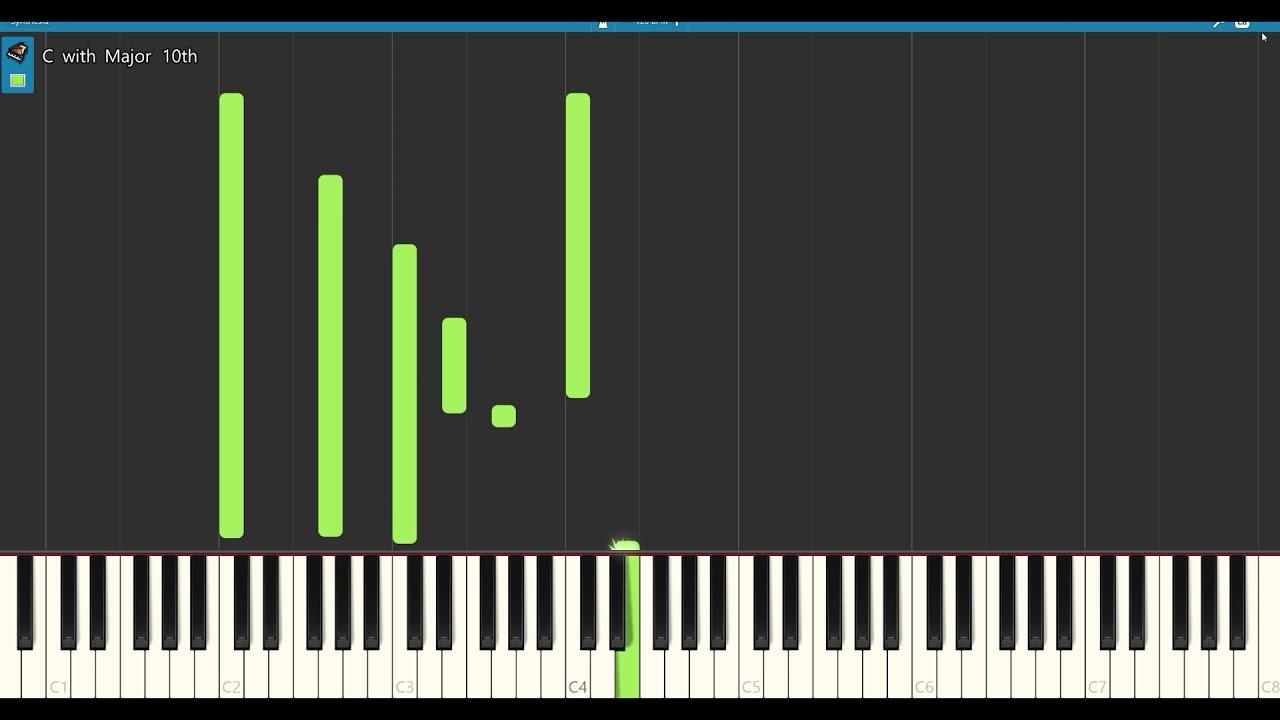 Liara's Vigil Piano (easy tutorial)