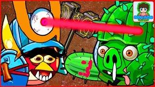 Игра Angry Birds Epic от Фаника злые птички эпик 9