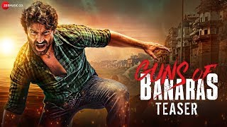 Guns of Banaras Movie Teaser | Karann Nathh, Nathalia, Shilpa Shirodkar Ranjit