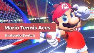 Mario Tennis Aces para Nintendo Switch | Nintendo Direct Mini