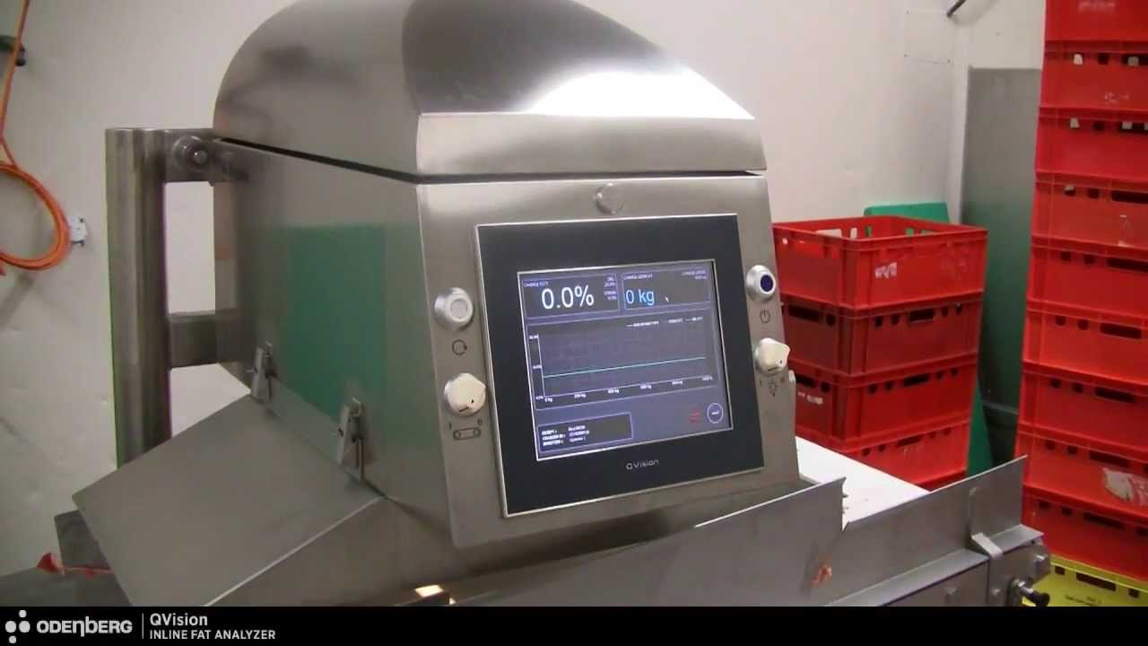 Qvision in line meat analysis - TOMRA Sorting
